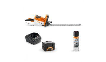 STIHL HSA 56 Battery Hedgetrimmer With Battery & Charger & Free Accessory