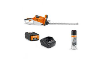 STIHL HSA 66 Battery Hedgetrimmer With Battery & Charger & Free Accessory