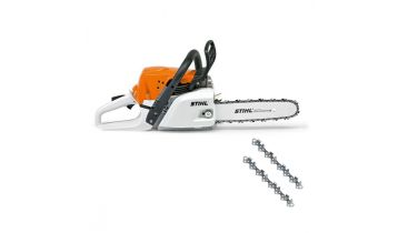 "STIHL MS 251 16"" Bar Petrol Chainsaw & Free Accessory"