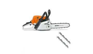 "STIHL MS 251 C-BE 16"" Bar Petrol Chainsaw & Free Accessory"