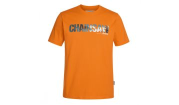 STIHL T-Shirt Chainsaw Orange