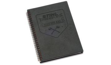 STIHL TIMBERSPORTS Notebook A5