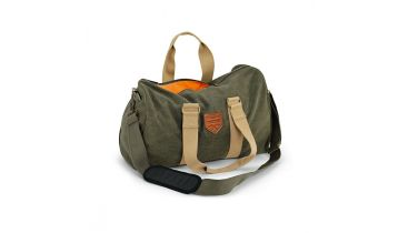 STIHL TIMBERSPORTS Kiss My Axe Travel Bag Olive Green