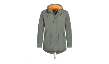 STIHL TIMBERSPORTS Kiss My Axe Parka Olive Green