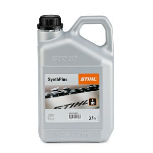 STIHL Synth Plus Chain Lubrication