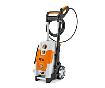 Front side of a STIHL RE 170 PLUS Electric Water Blaster