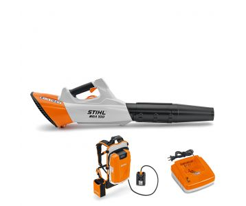 STIHL BGA 100 AR Battery Blower Kit (With Battery & Charger)