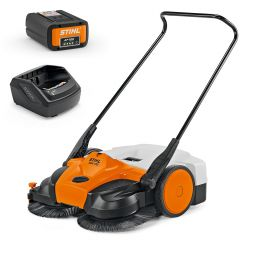 STIHL KGA 770 AP Battery Sweeper Kit (With Battery & Charger)