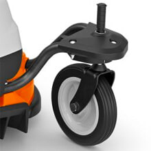 Swivelling Front Wheels