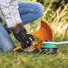 STIHL FSA 60 R Grass Trimmer Interchangeable cutting tools