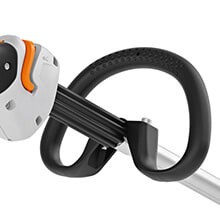 STIHL FSA 60 R Grass Trimmer with Adjustable Loop Handle
