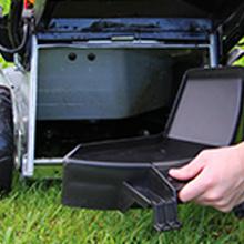 Masport Lawnmower Mulching System