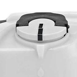 Tool Free Oil Tank Cap