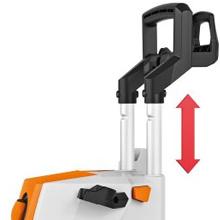 Telescopic handle