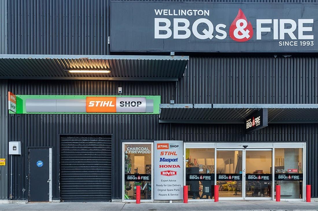 STIHL SHOP Wellington (Lyall Bay)