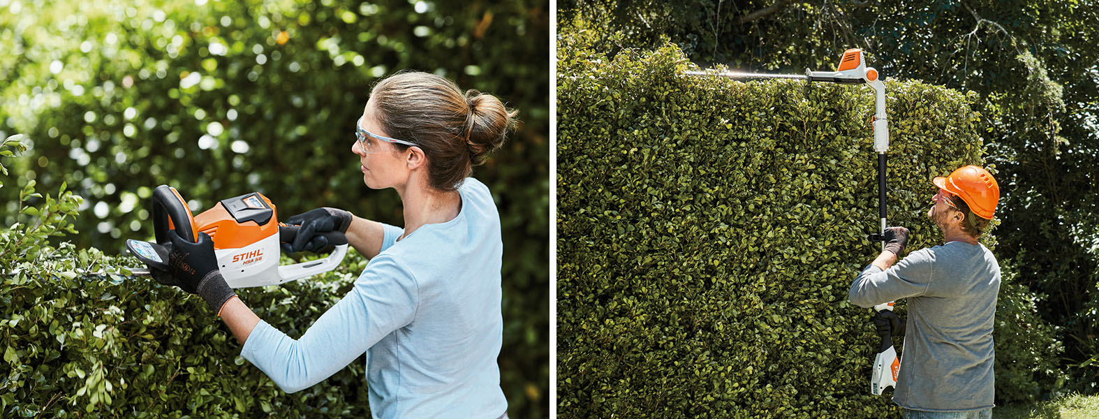 Hedge Trimmers by STIHL