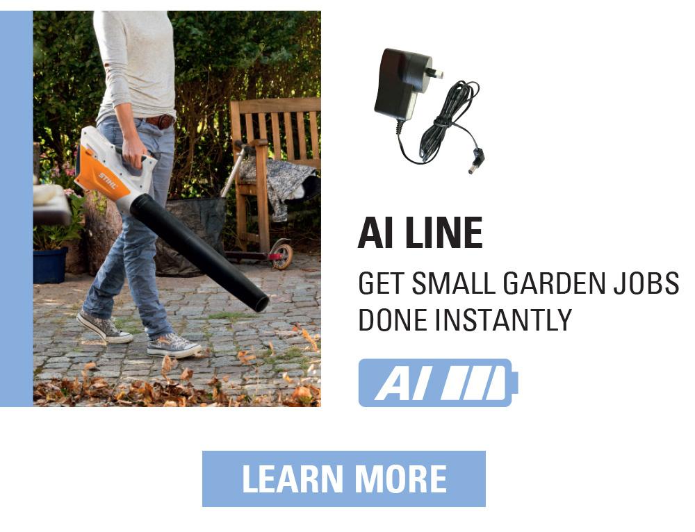 STIHL AI battery line