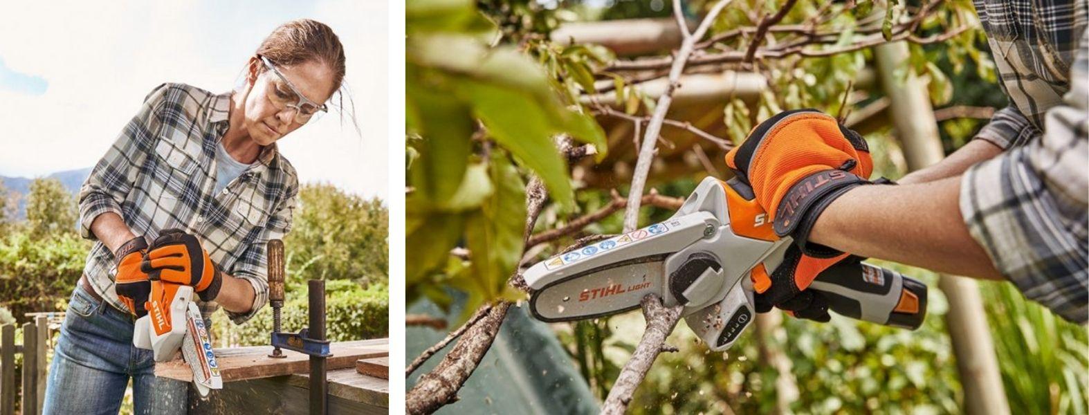 STIHL GTA 26 Handheld tree pruner