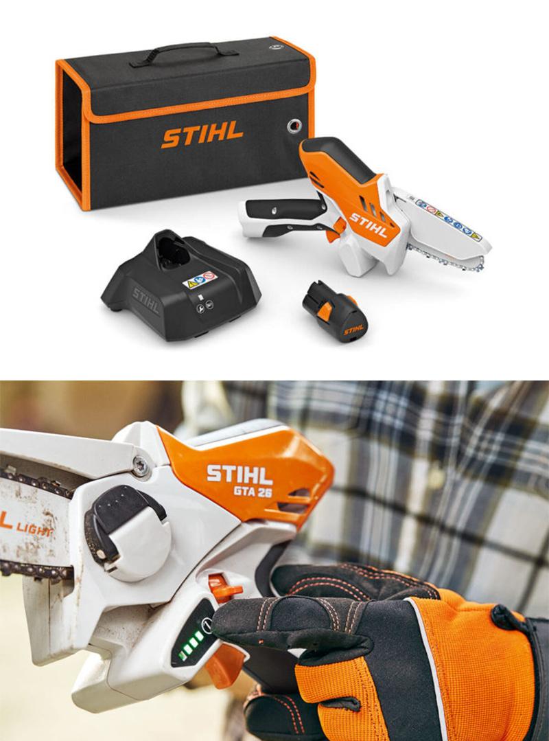 STIHL GTA 26 Handheld tree pruner kit