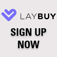 button to sign up at LayBuy