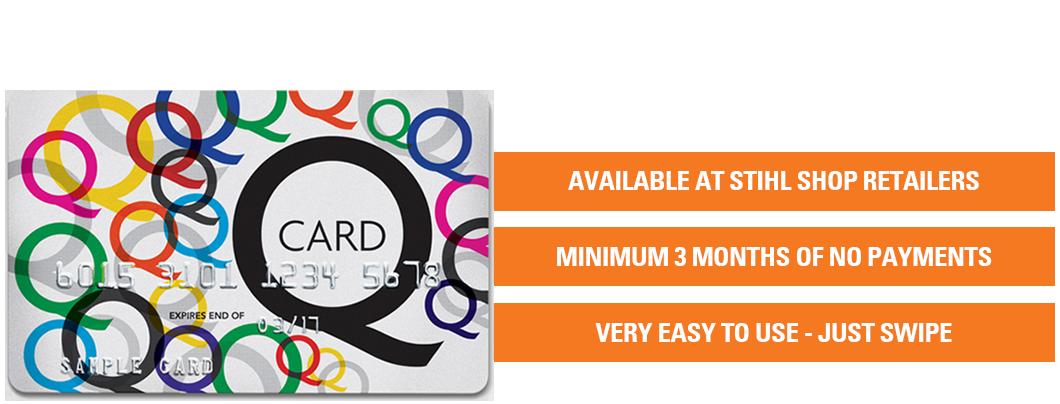 Benefits of Q Card