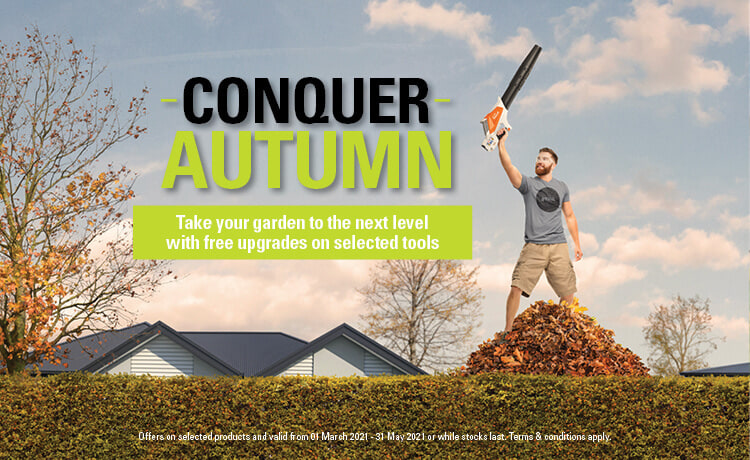 STIHL Autumn Promotion
