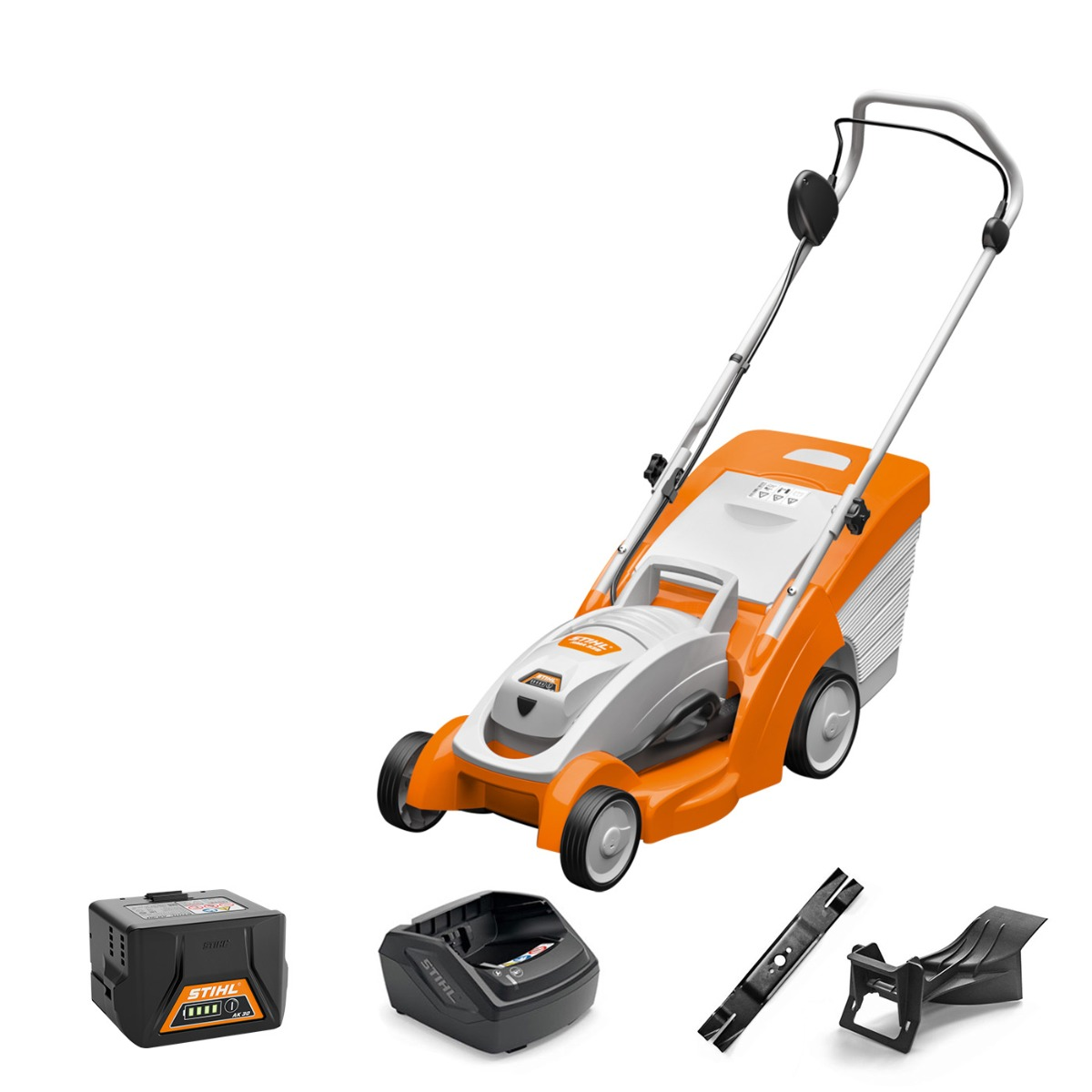 STIHL RMA 339 AK BATTERY LAWNMOWER KIT