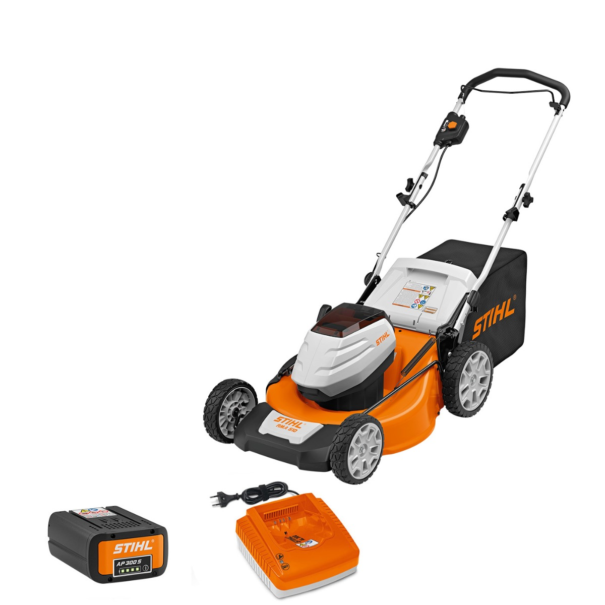 STIHL RMA 510 AP BATTERY LAWNMOWER KIT