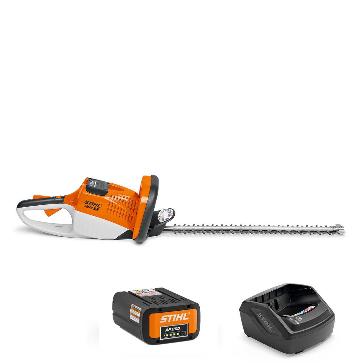 STIHL HSA 66 AP BATTERY HEDGETRIMMER KIT