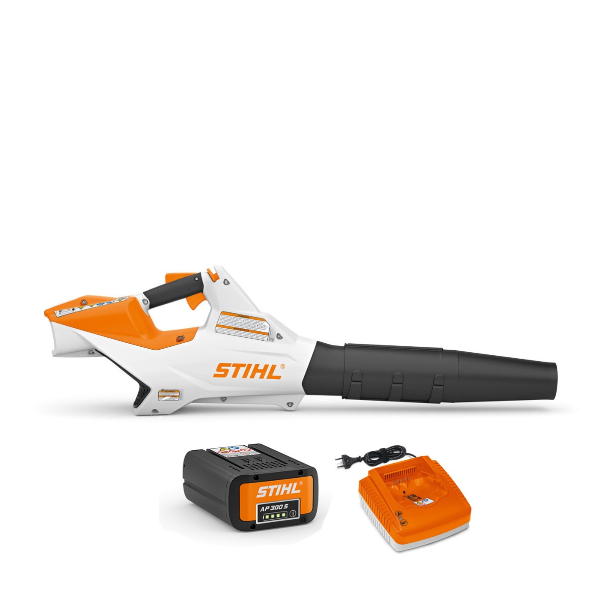 STIHL BGA 86 AP BATTERY BLOWER KIT