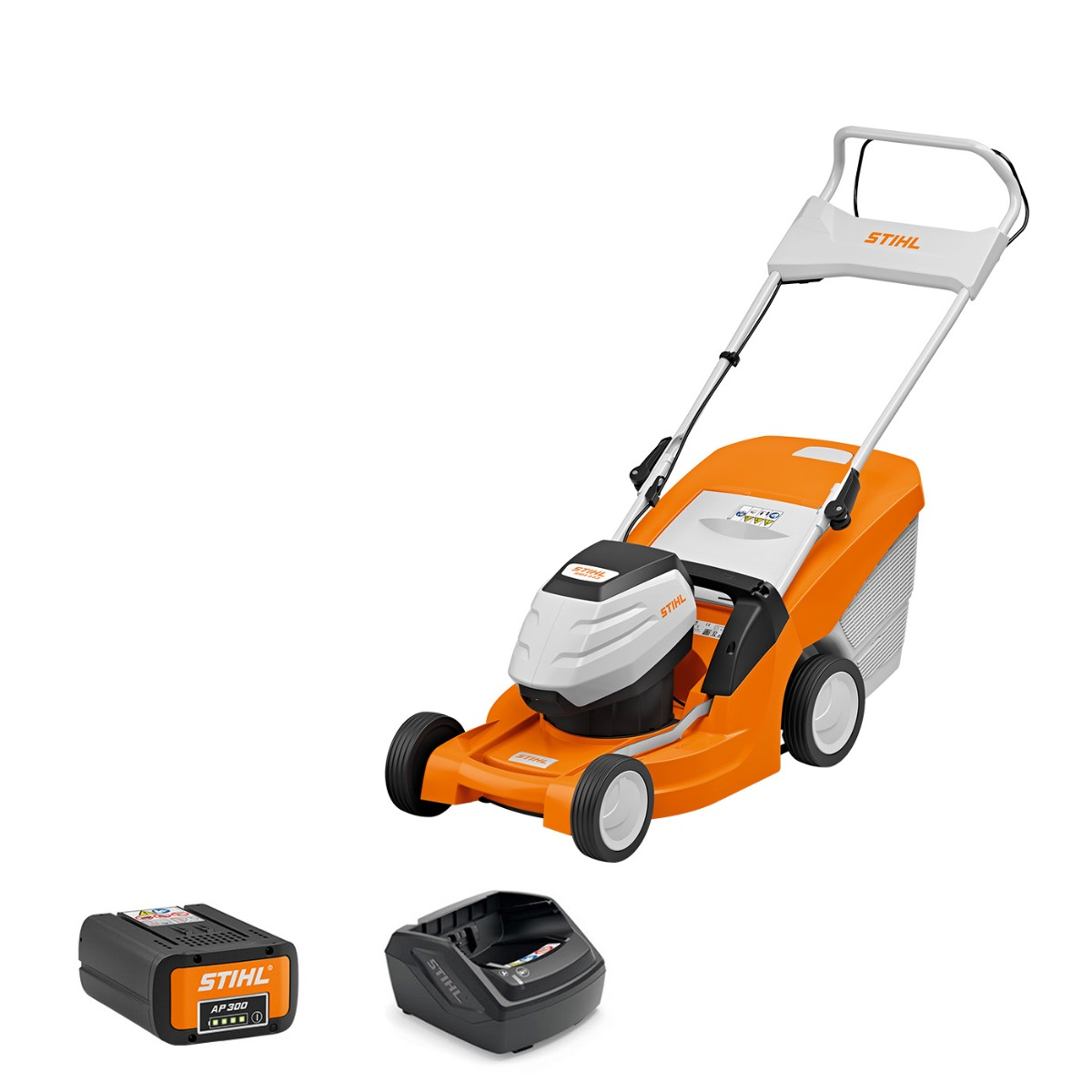 STIHL RMA 443 AP BATTERY LAWNMOWER KIT