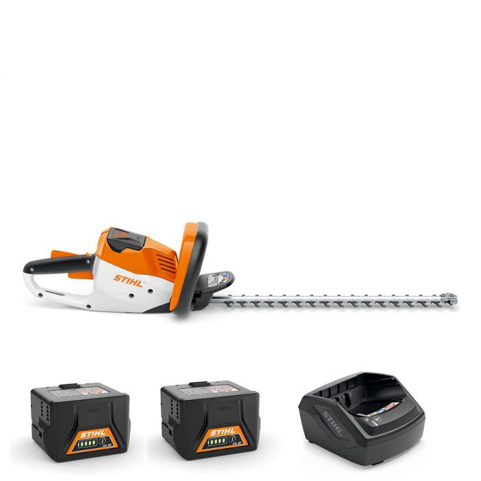 STIHL HSA 56 AK BATTERY HEDGETRIMMER KIT