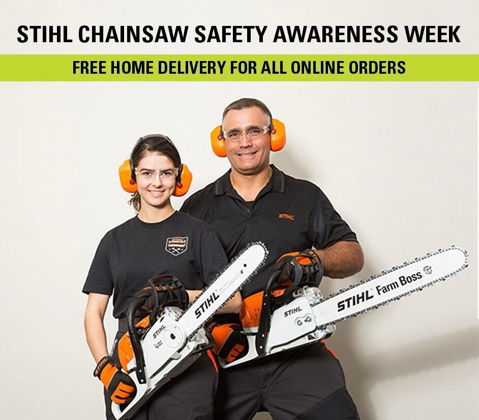 STIHL Chainsaw Safety Week