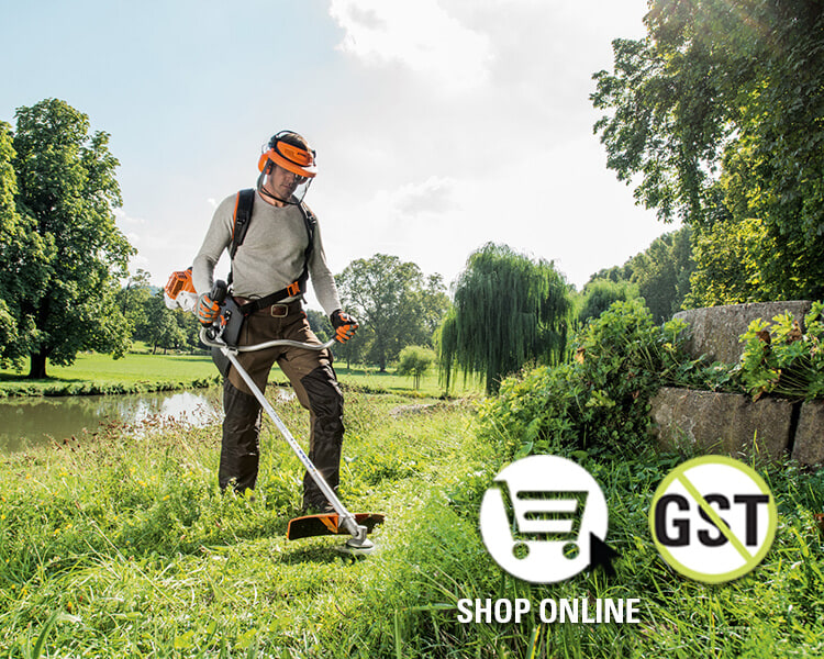 STIHL Line Trimmers & Brush Cutters