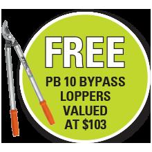 STIHL PB 10 BYPASS LOPPERS