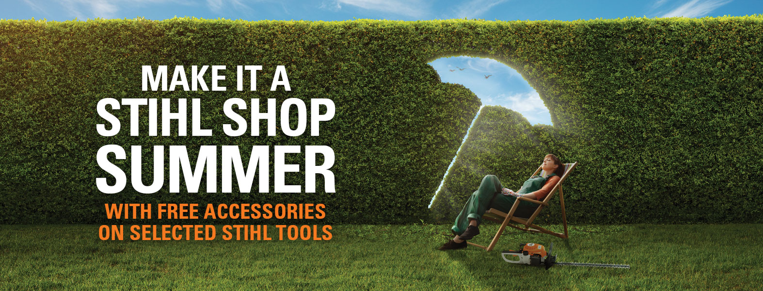 Send a STIHL SHOP Gift Card this Christmas