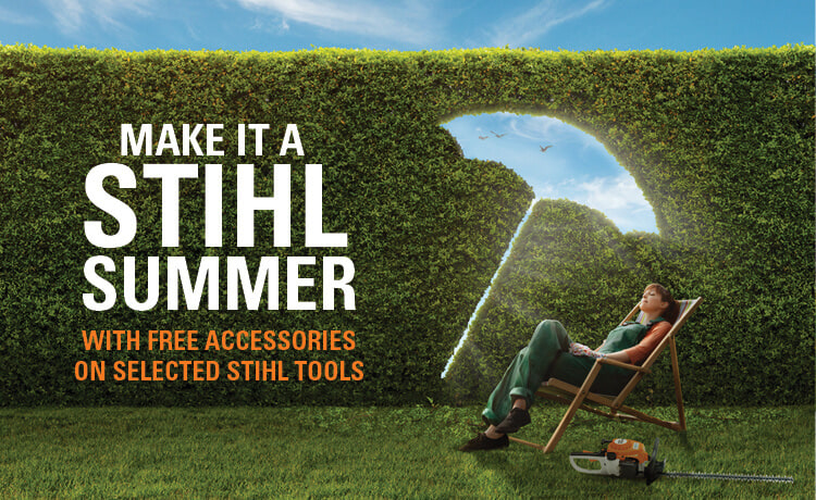 Send a STIHL SHOP Gift Card