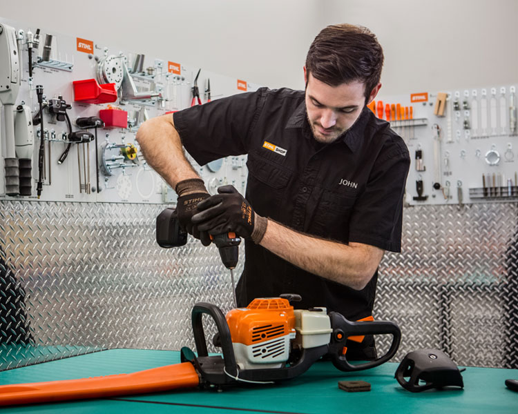 Service and Repairs STIHL SHOP New Zealand