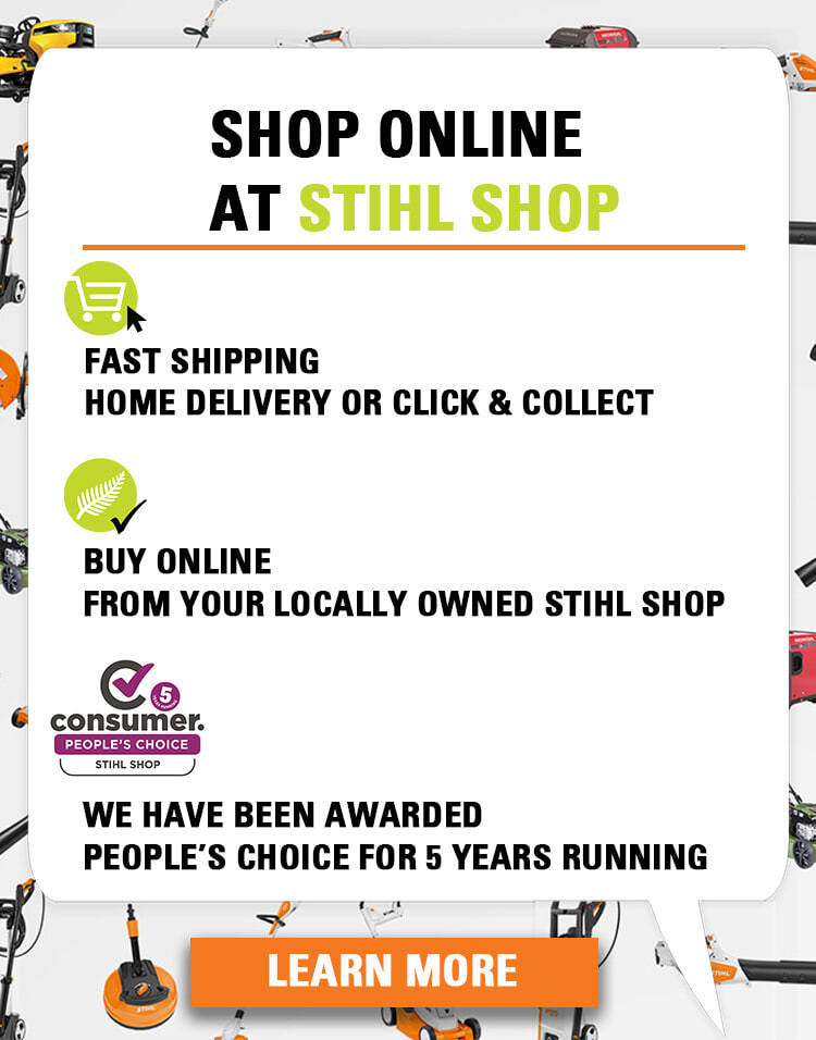 Shop online at STIHL SHOP