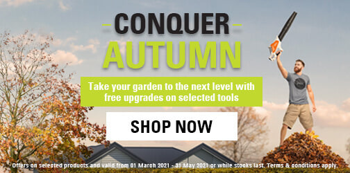 STIHL SHOP Autumn Promotions