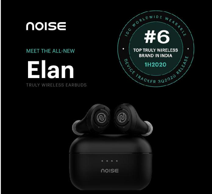 Noise Elan TWS Earbuds