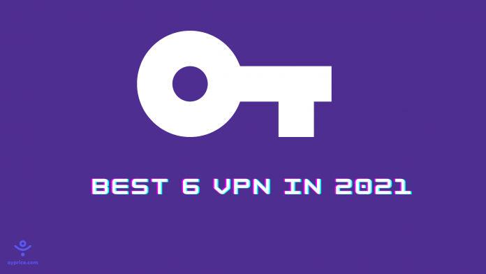 best vpn in 2021