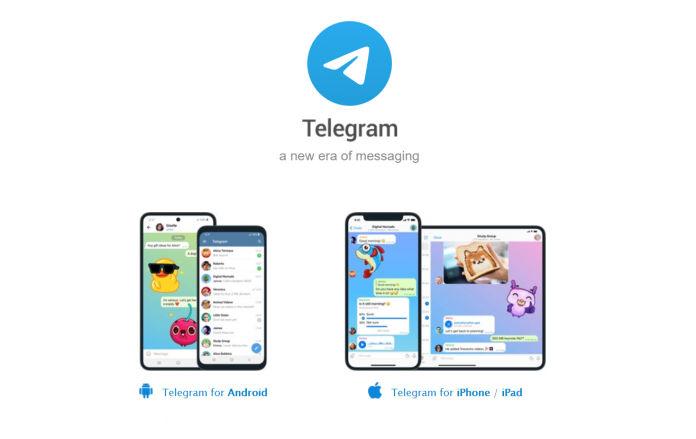 Telegram latest update