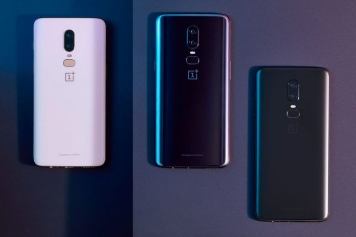 OnePlus 6 and 6T Android 11