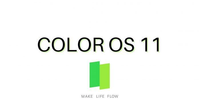 OPPO COLOR OS11