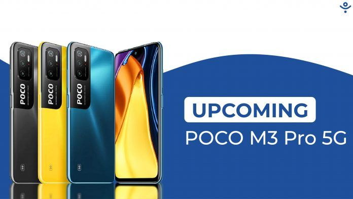 Poco M3 Pro 5G spotted on IMEI Database website