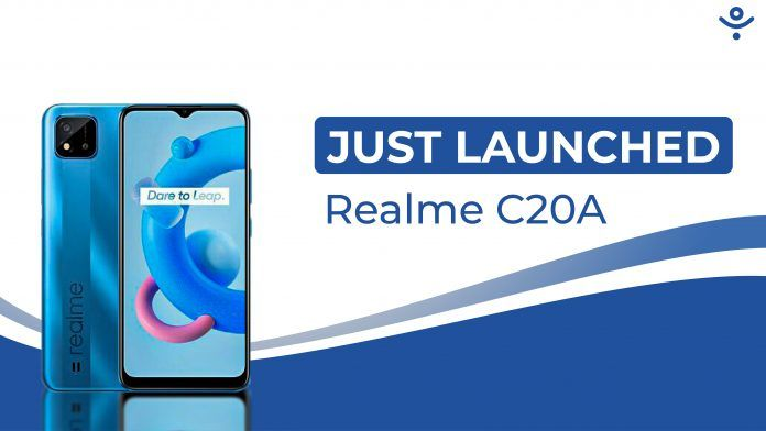 Realme C20A