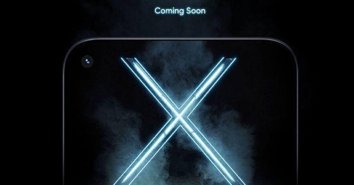 Realme X7 Max Teaser