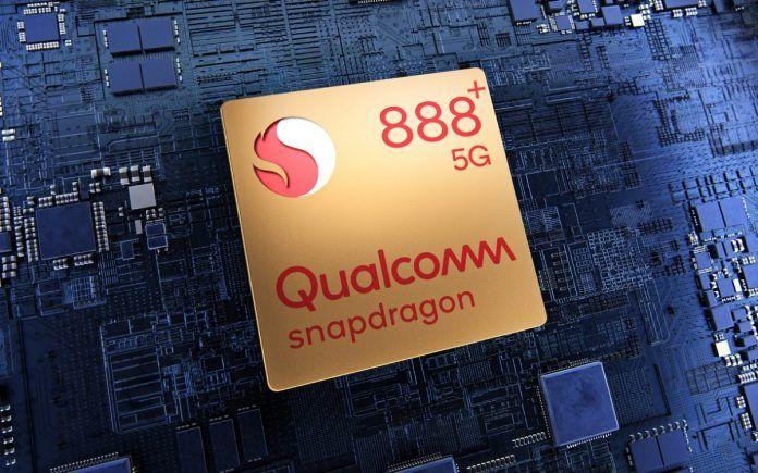Snapdragon 888+ Processor