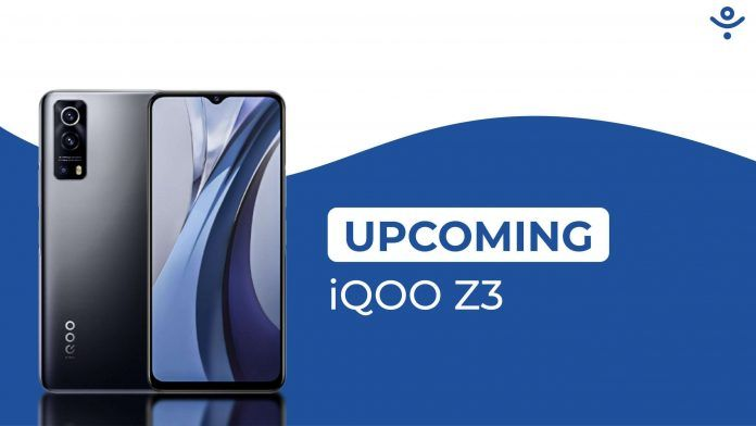 iQOO Z3 Launched Officially Teased Through iQOO India's Twitter Handle